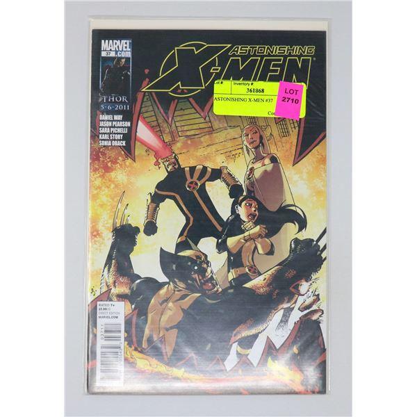 ASTONISHING X-MEN #37