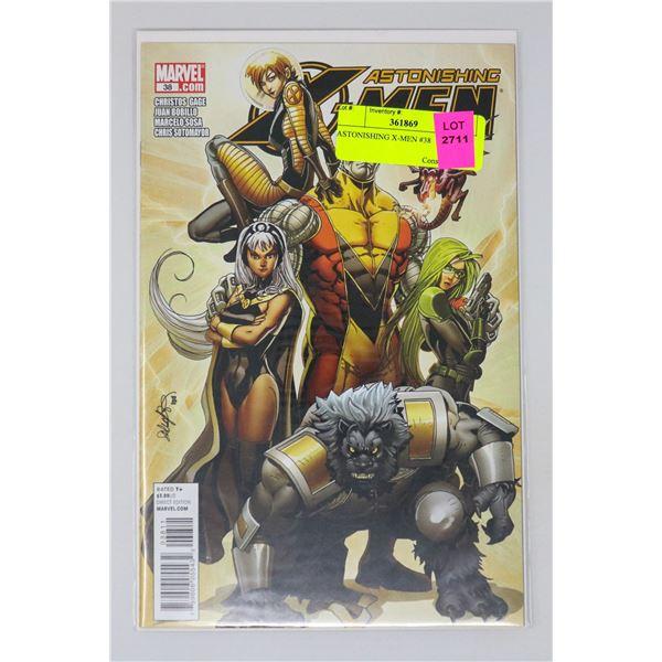 ASTONISHING X-MEN #38