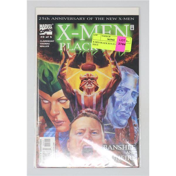 X-MEN BLACK SUN #3 OF 5 KEY ISSUE