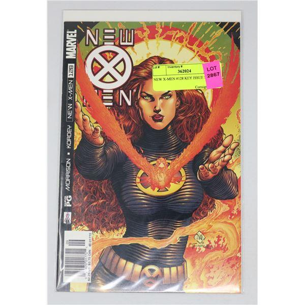 NEW X-MEN #128 KEY ISSUE $$$$