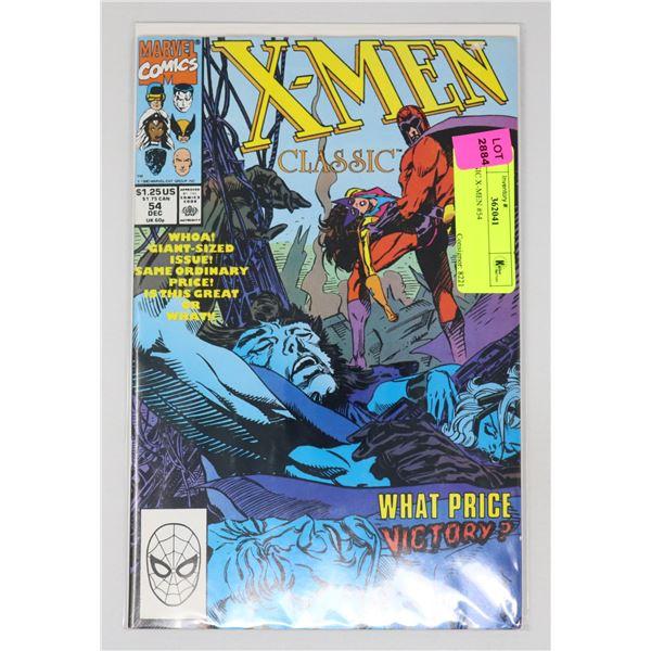 CLASSIC X-MEN #54