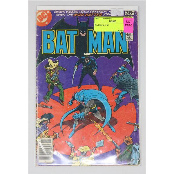 BATMAN #297