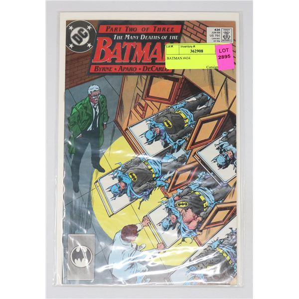 BATMAN #434