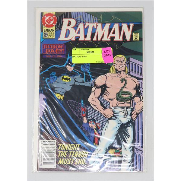BATMAN #469