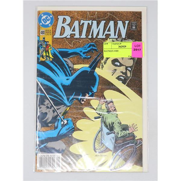 BATMAN #480
