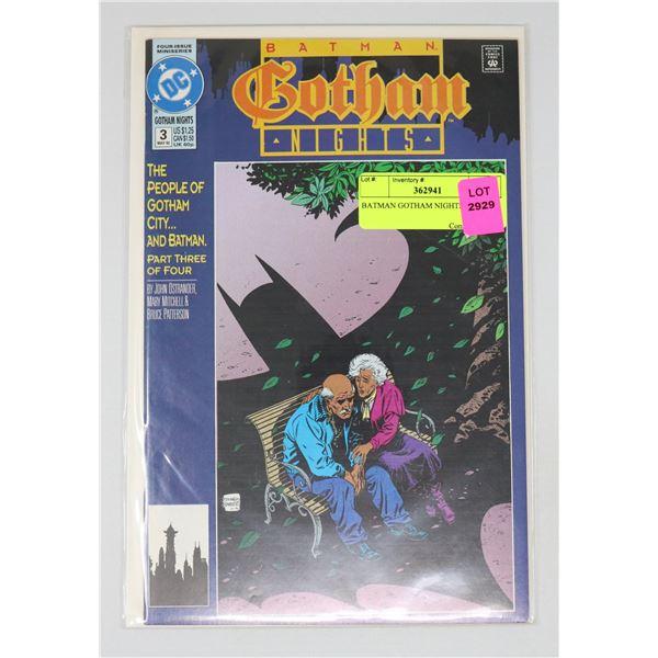 BATMAN GOTHAM NIGHTS #3