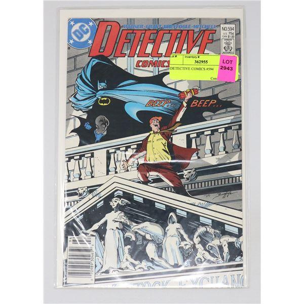 DETECTIVE COMICS #594