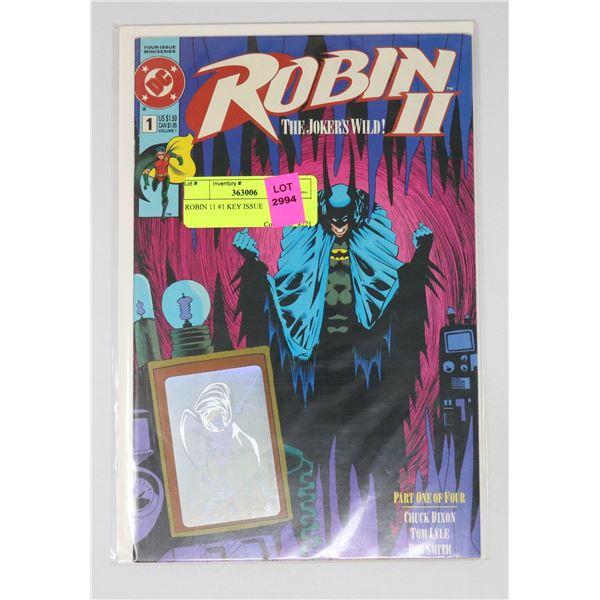 ROBIN 11 #1 KEY ISSUE