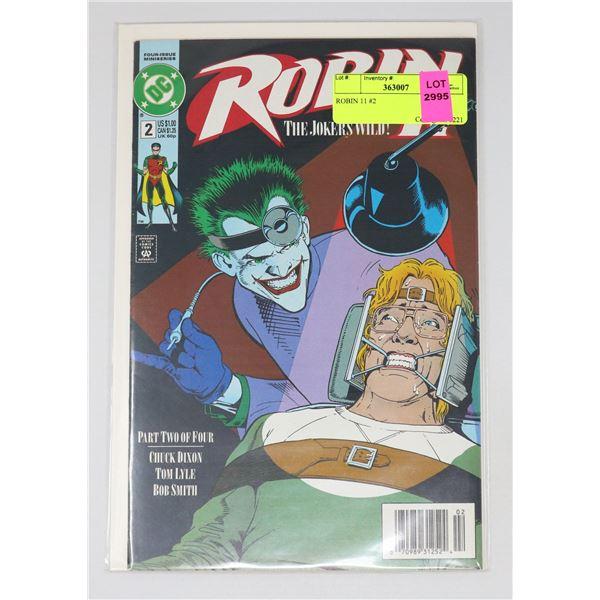 ROBIN 11 #2
