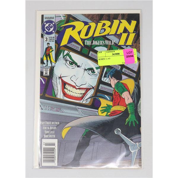ROBIN 11 #3