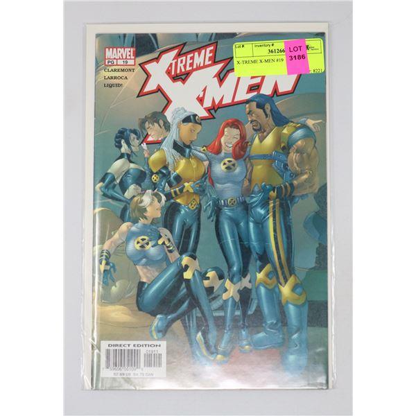 X-TREME X-MEN #19