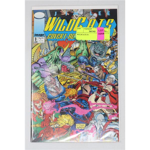 WILDCATS #3