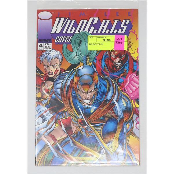 WILDCATS #4