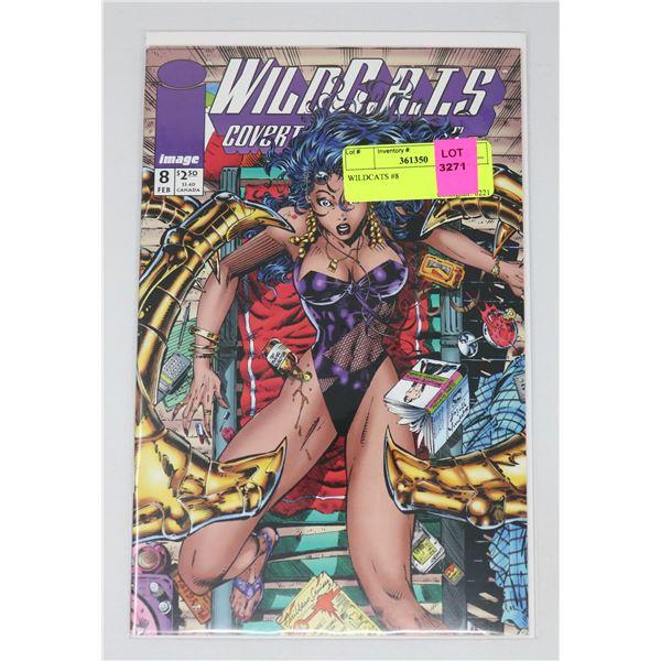 WILDCATS #8