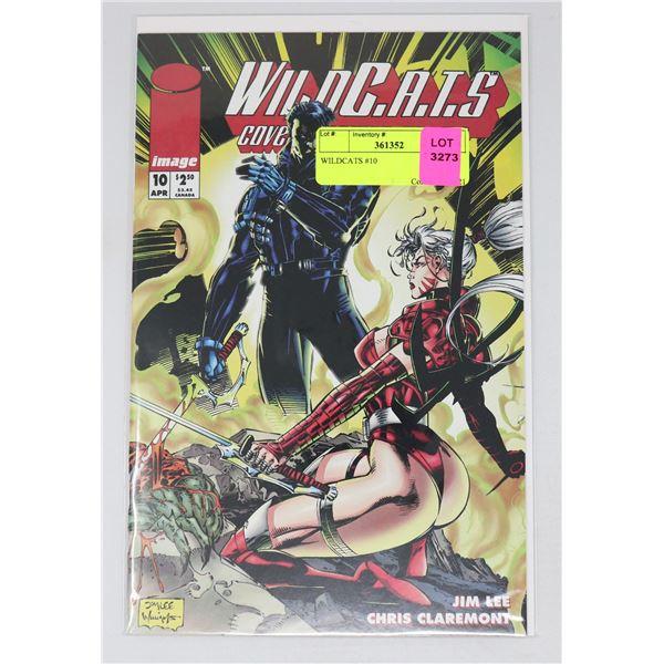 WILDCATS #10