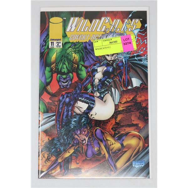 WILDCATS #11