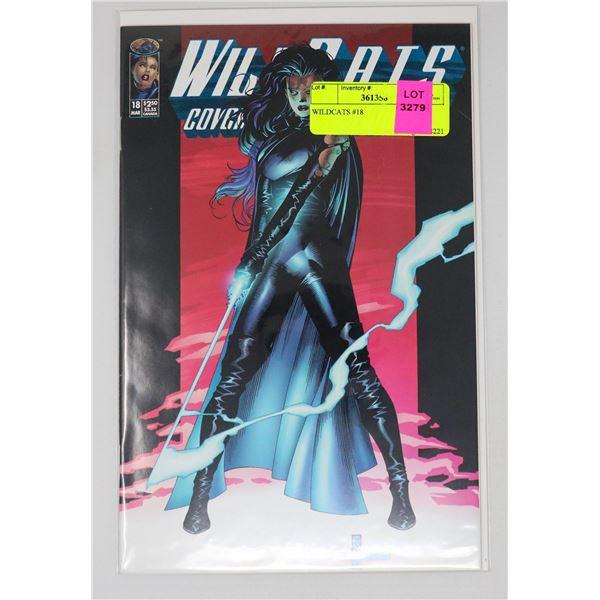 WILDCATS #18