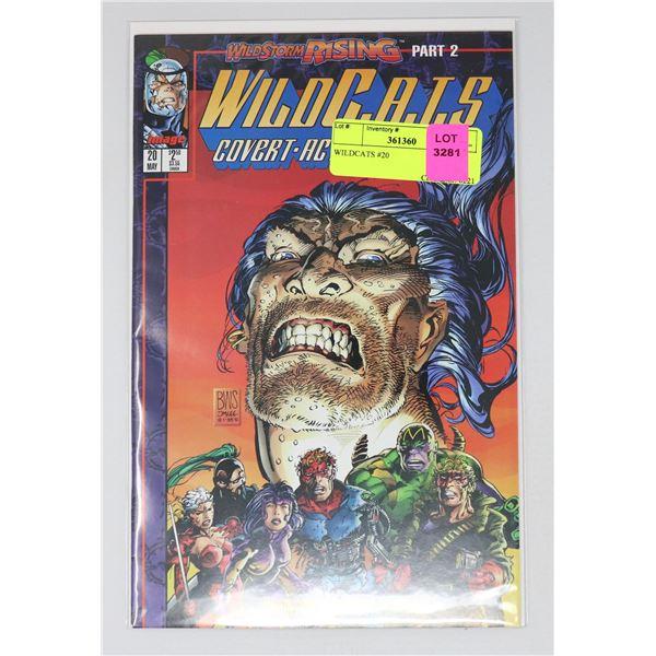 WILDCATS #20
