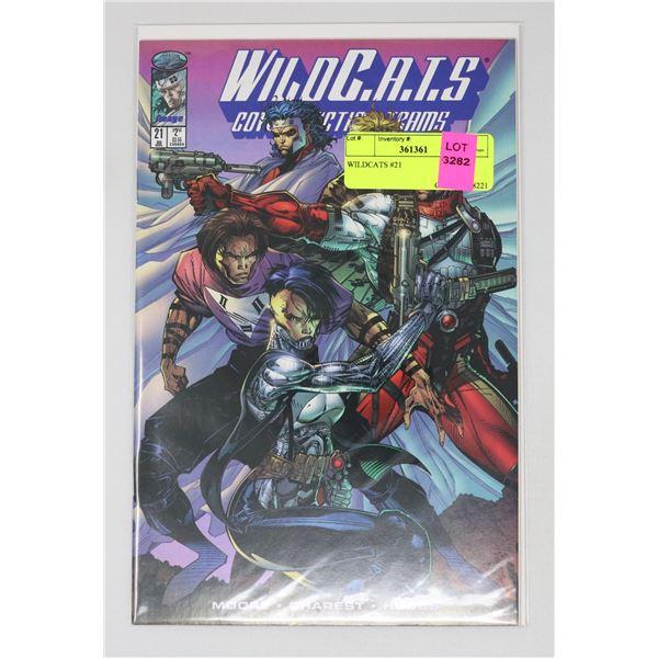 WILDCATS #21