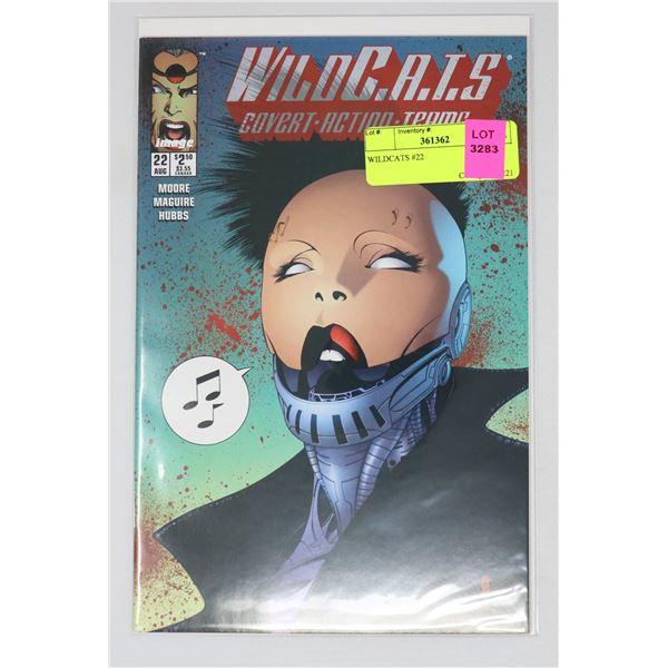 WILDCATS #22