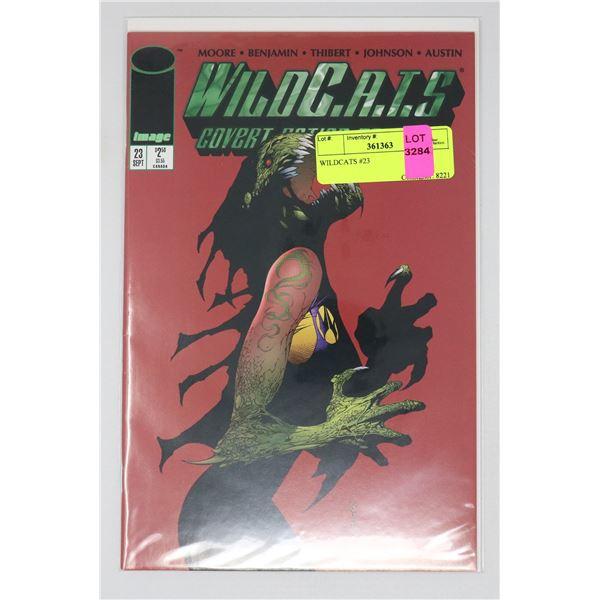WILDCATS #23
