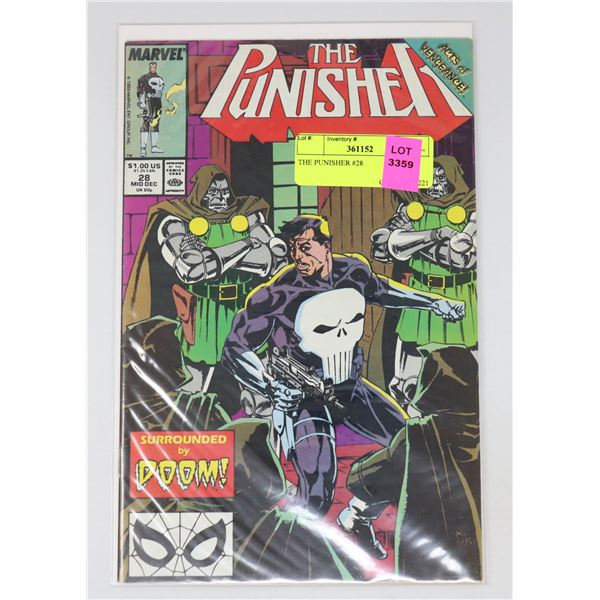 THE PUNISHER #28