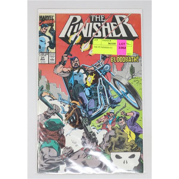 THE PUNISHER #31