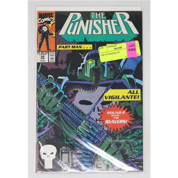 THE PUNISHER #34