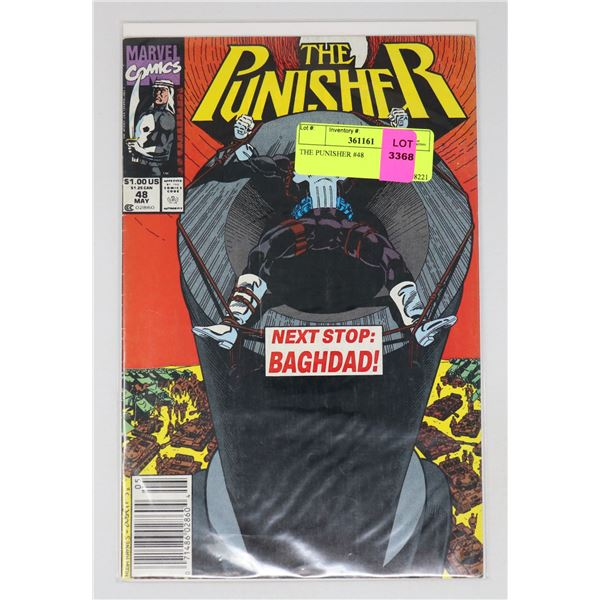THE PUNISHER #48
