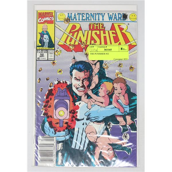 THE PUNISHER #52