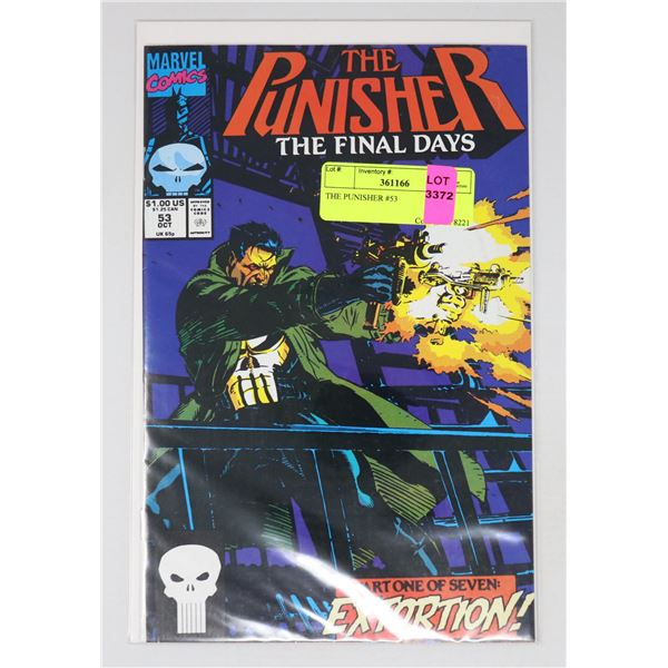 THE PUNISHER #53