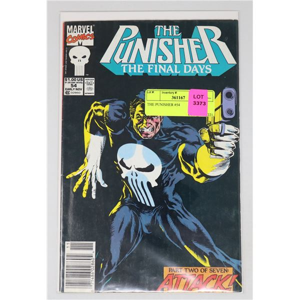 THE PUNISHER #54