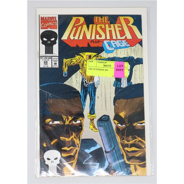 THE PUNISHER #60