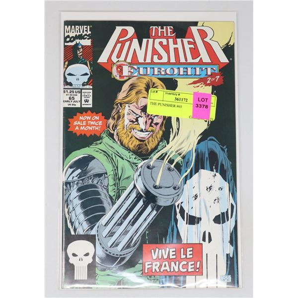 THE PUNISHER #65