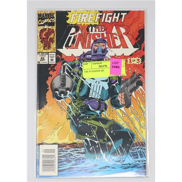 THE PUNISHER #82