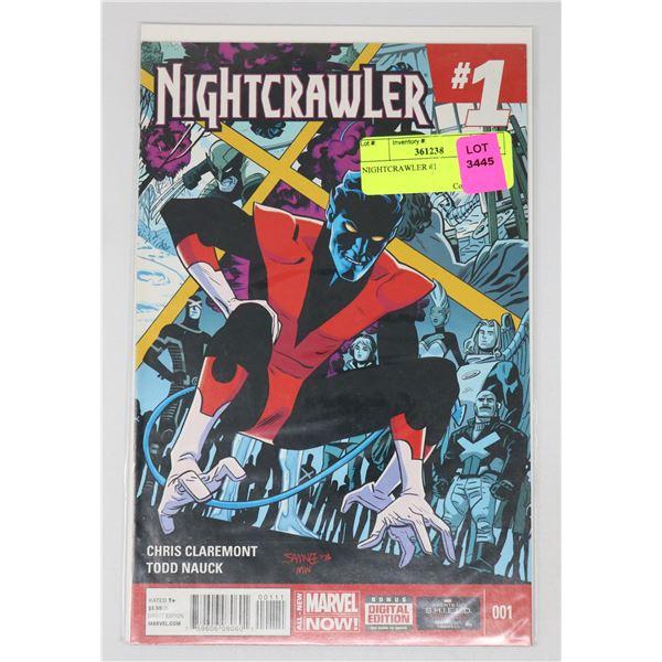 NIGHTCRAWLER #1