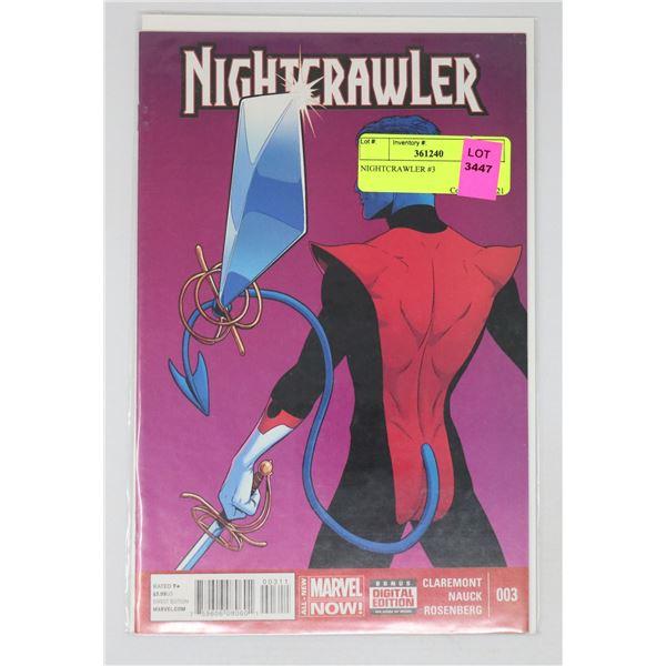 NIGHTCRAWLER #3