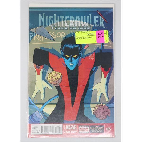 NIGHTCRAWLER #5