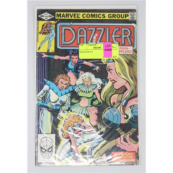DAZZLER #13