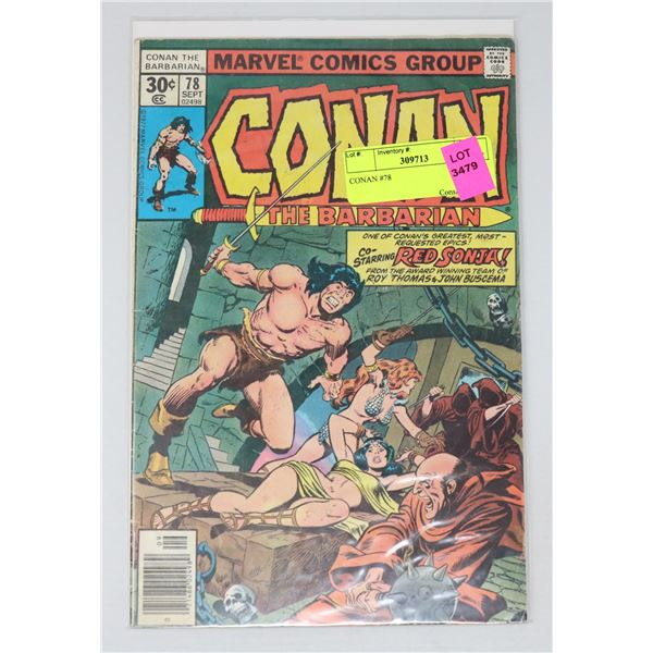 CONAN #78