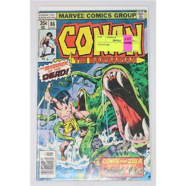 CONAN #86