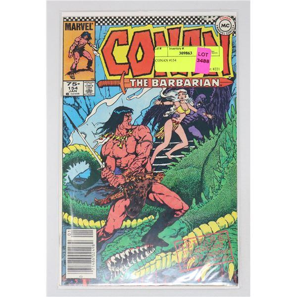 CONAN #154