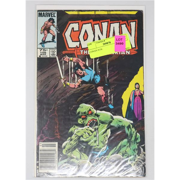 CONAN #156