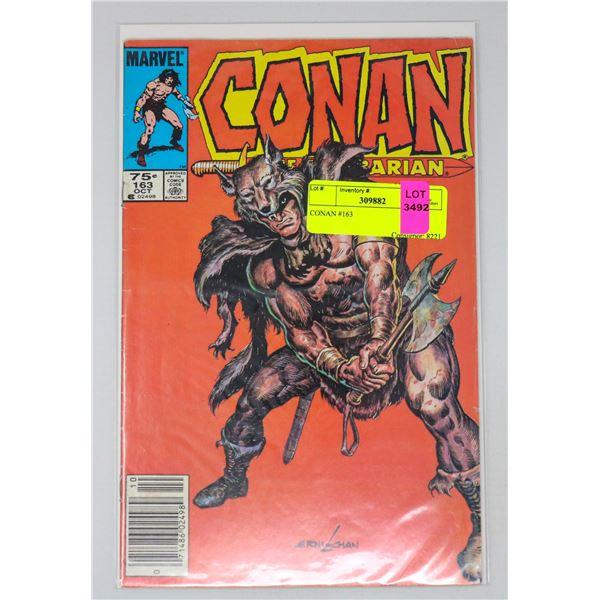 CONAN #163
