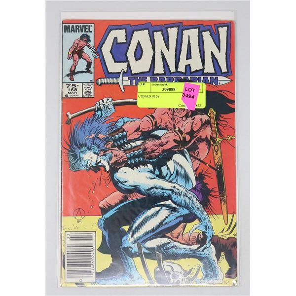 CONAN #168
