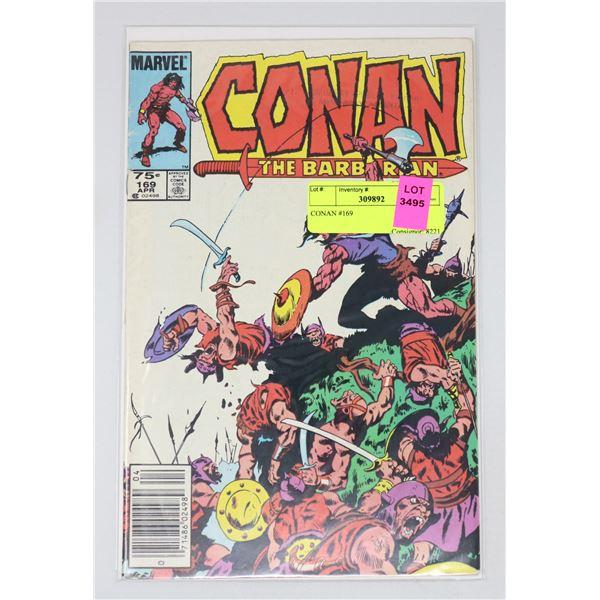 CONAN #169