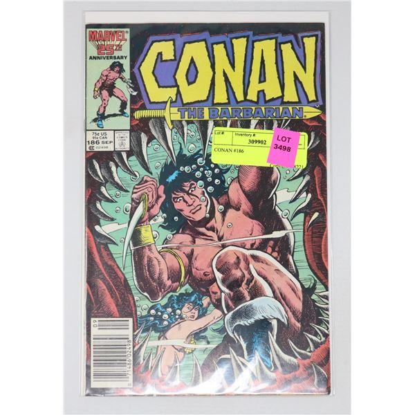 CONAN #186