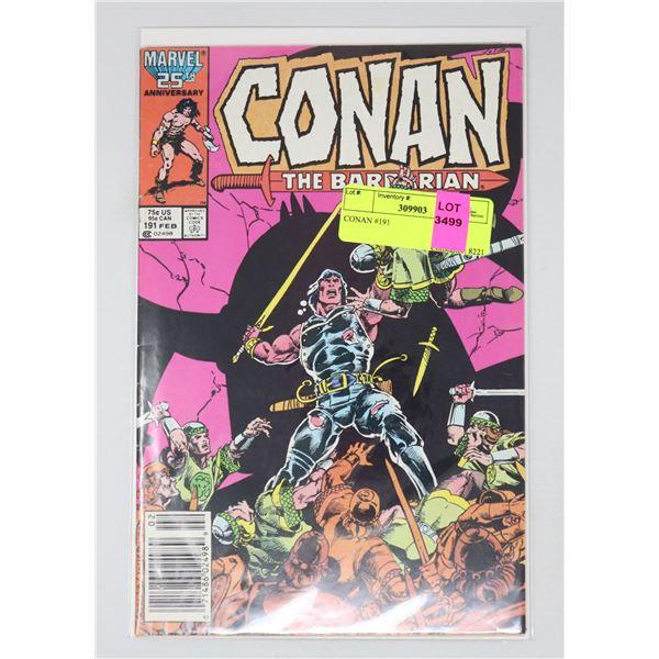 CONAN #191