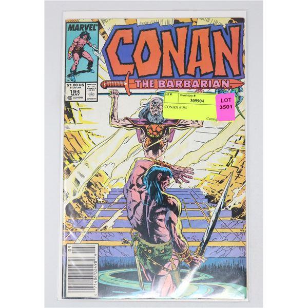 CONAN #194