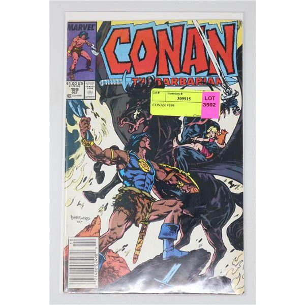 CONAN #199